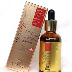 Serum dưỡng da ECOTOP 24K GOLD COLLAGEN SERUM