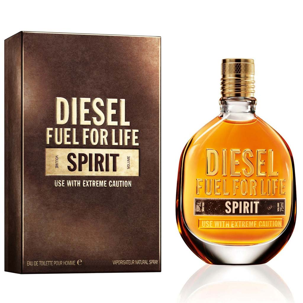 Disel Fuel For Life Spirit for men