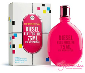 Diesel Fuel For Life Summer For Women 2010