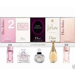 Dior Mini Gift Set 2 5 pieces