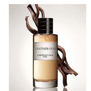 Leather Oud Christian Dior for men