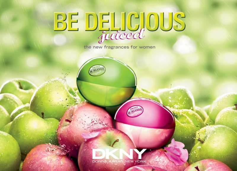 DKNY Be Delicious Fresh Blossom Juiced