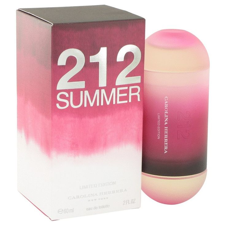 212 Summer for Women