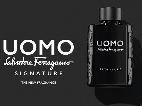 Kết quả hình ảnh cho Salvatore Ferragamo Uomo Signature EDP Pour homme