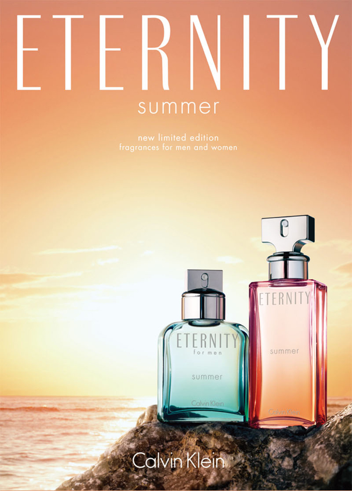 Eternity Summer for Women 2012