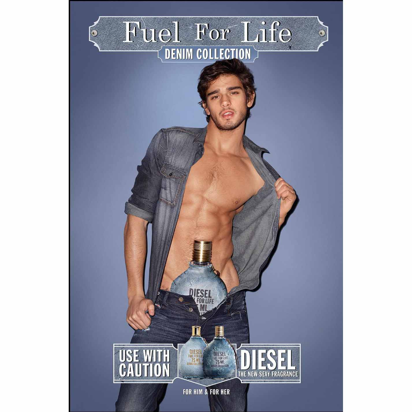 Fuel For Life Denim Collection for him