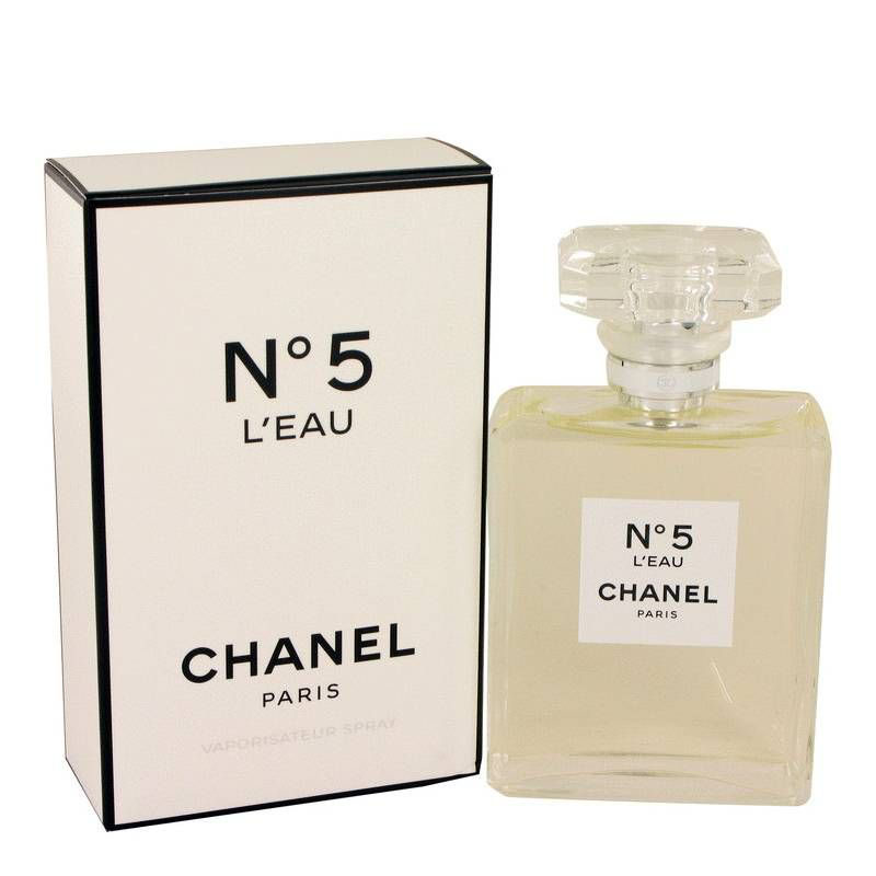 Chanel No.5 L'eau for women
