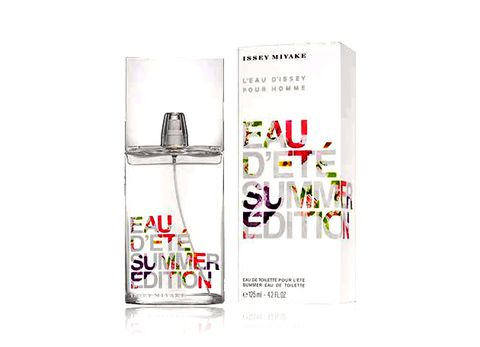 Issey Miyake L'Eau d'Issey Pour Homme Summer Limited Edition Bottle