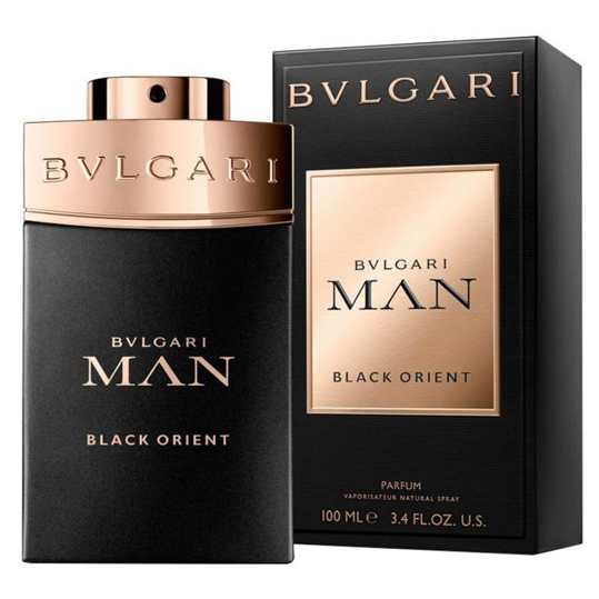Bvlgari Man Black Orient for men