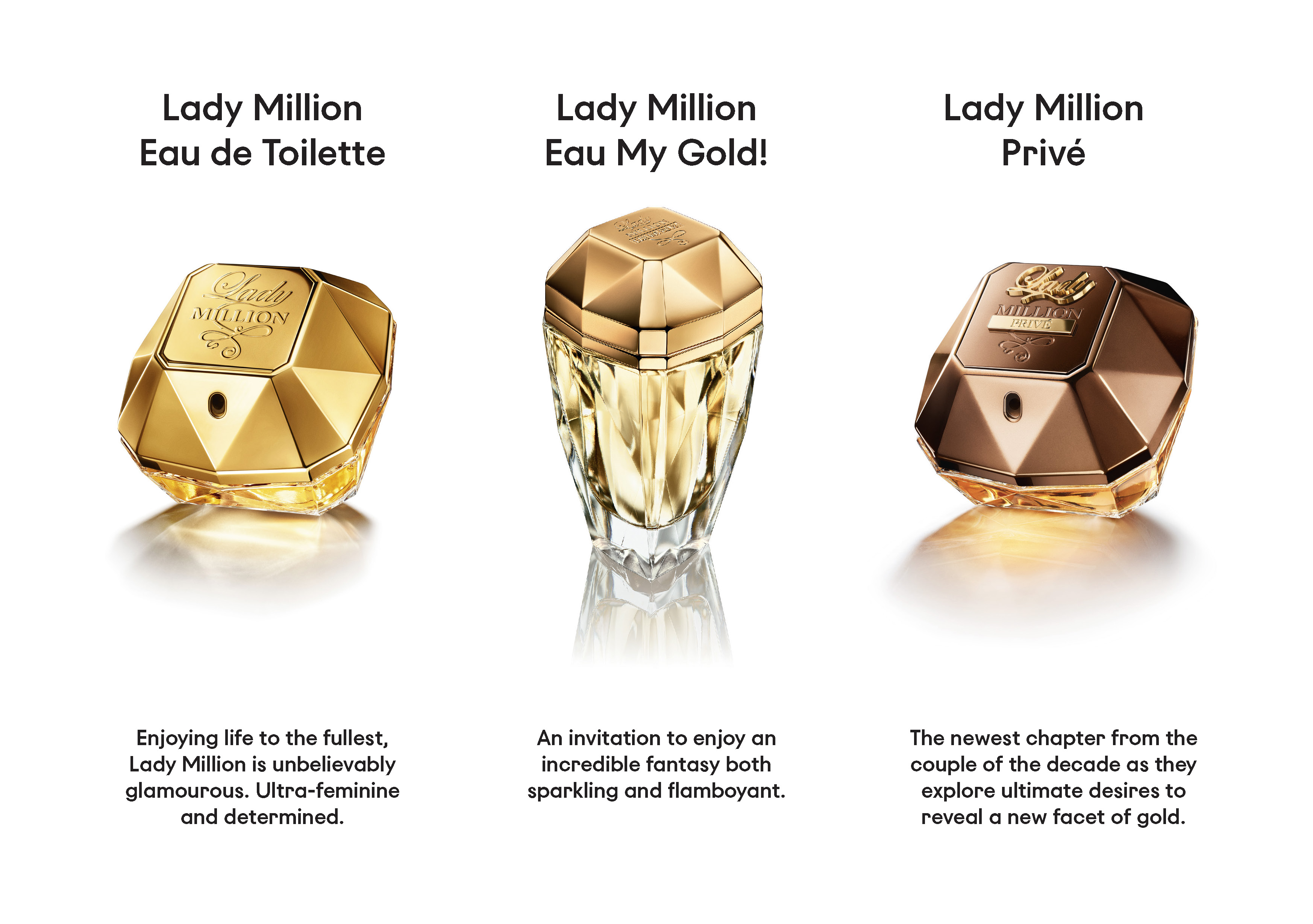 Paco Rabanne Lady Million Collector for women