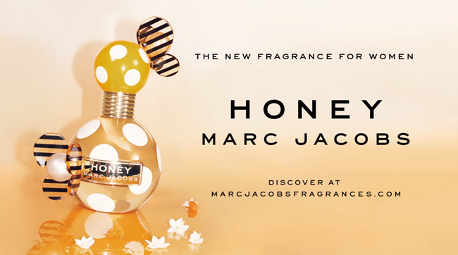 Marc Jacobs Honey giftset