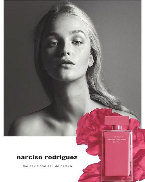 Narciso Rodrifuez Fleur Musc for her
