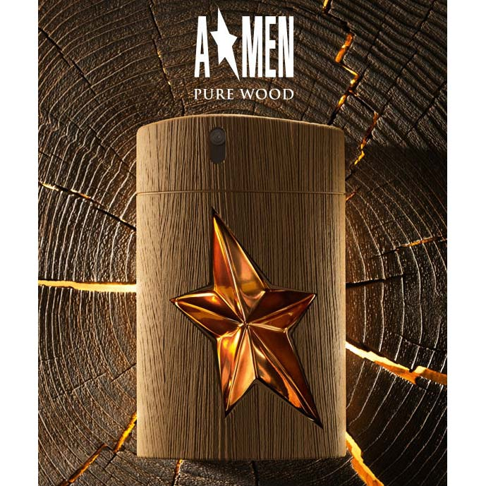 A*Men Pure Wood Thierry Mugler for men