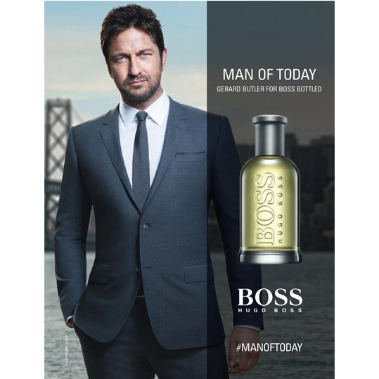 Boss Bottled Intense for men