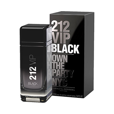 212 VIP Black Carolina Herrera For Men