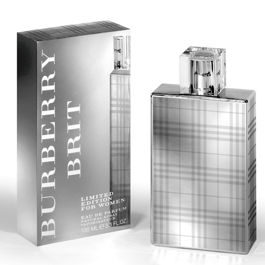Burberry Burberry Brit Limited Edition For Women