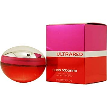 Paco Rabanne ULTRARED For Her