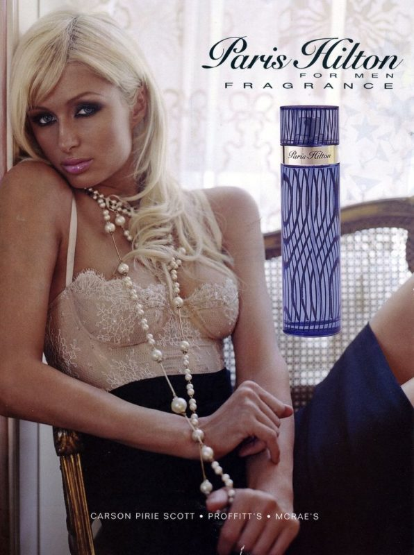 Paris Hilton Paris Hilton For Men