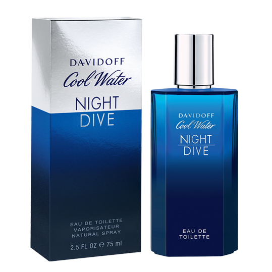 Cool Water Night Dive for men