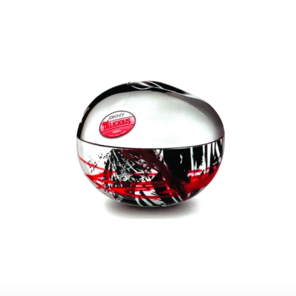 DKNY Red Delicious Art