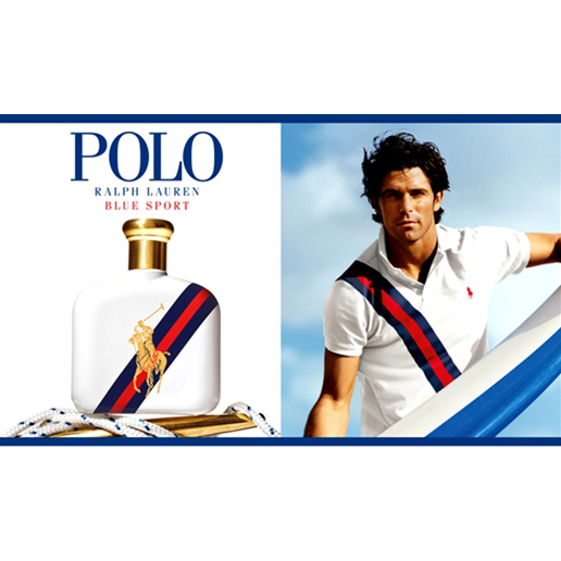 Polo Blue Sport for men