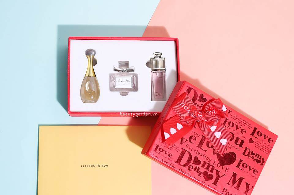 Gift Set Dior Love Everlasting Love