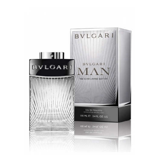Bvlgari Man The Silver Limited Edition
