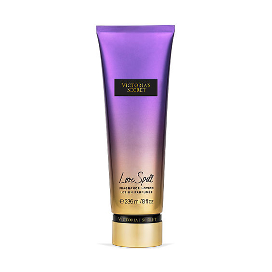 VICTORIA SECRET LOTION LOVE SPELL