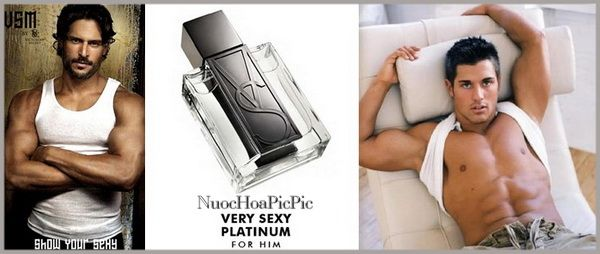 Victoria's Secret Platinum For Him