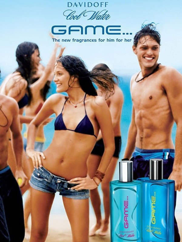 Davidoff Cool Water Game Men