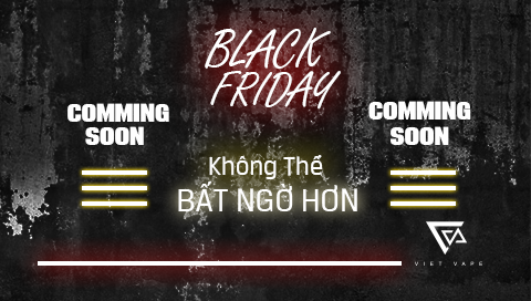 BLACK FRIDAY COMMING SOON