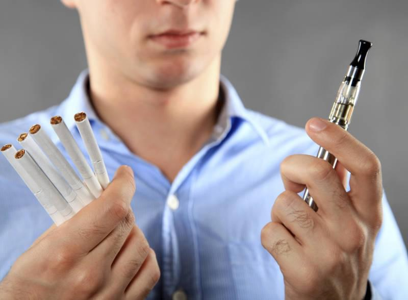 E-cigs confirmed to have led to lowest number of smokers recorded in UK