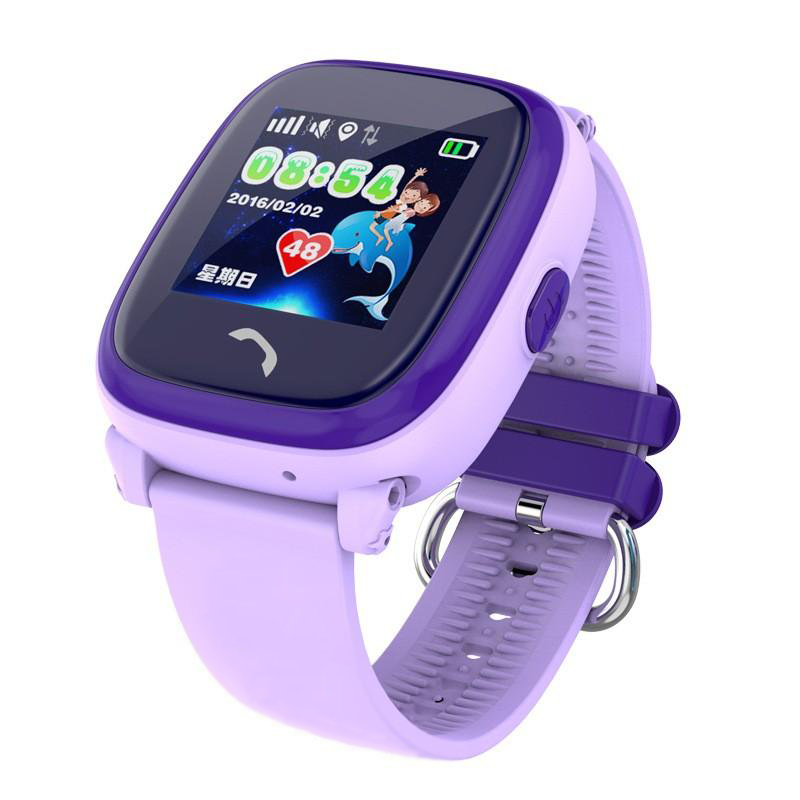 Đồng hồ định vị Wonlex GW400S 3