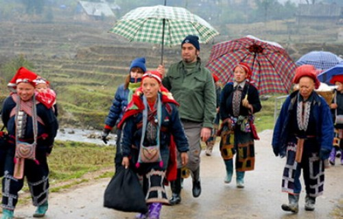 Sapa - Bac Ha Market 3 Nights 2 Days by Train