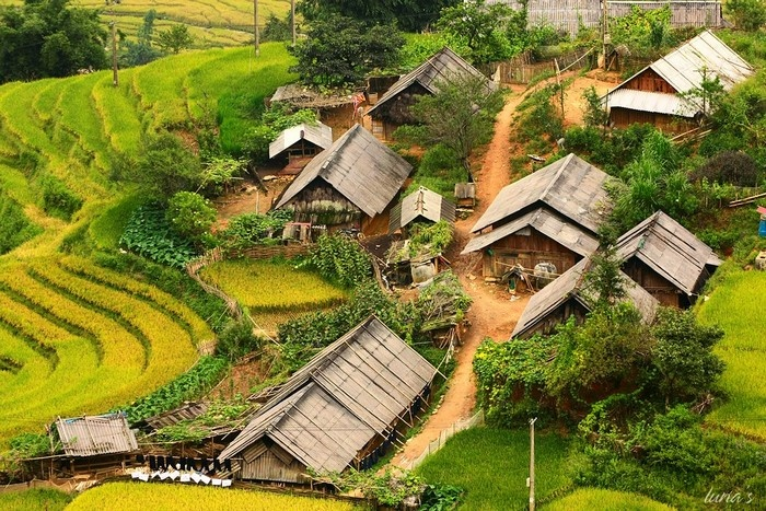 Sapa - Homestay in Ta Van Village 2 Days 1 Nights by Bus