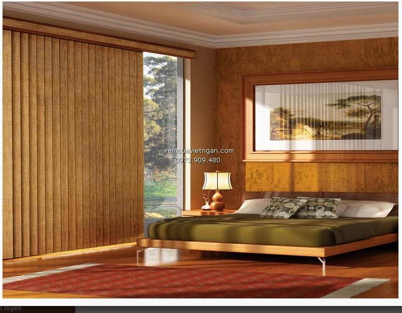 Rèm gỗ dọc