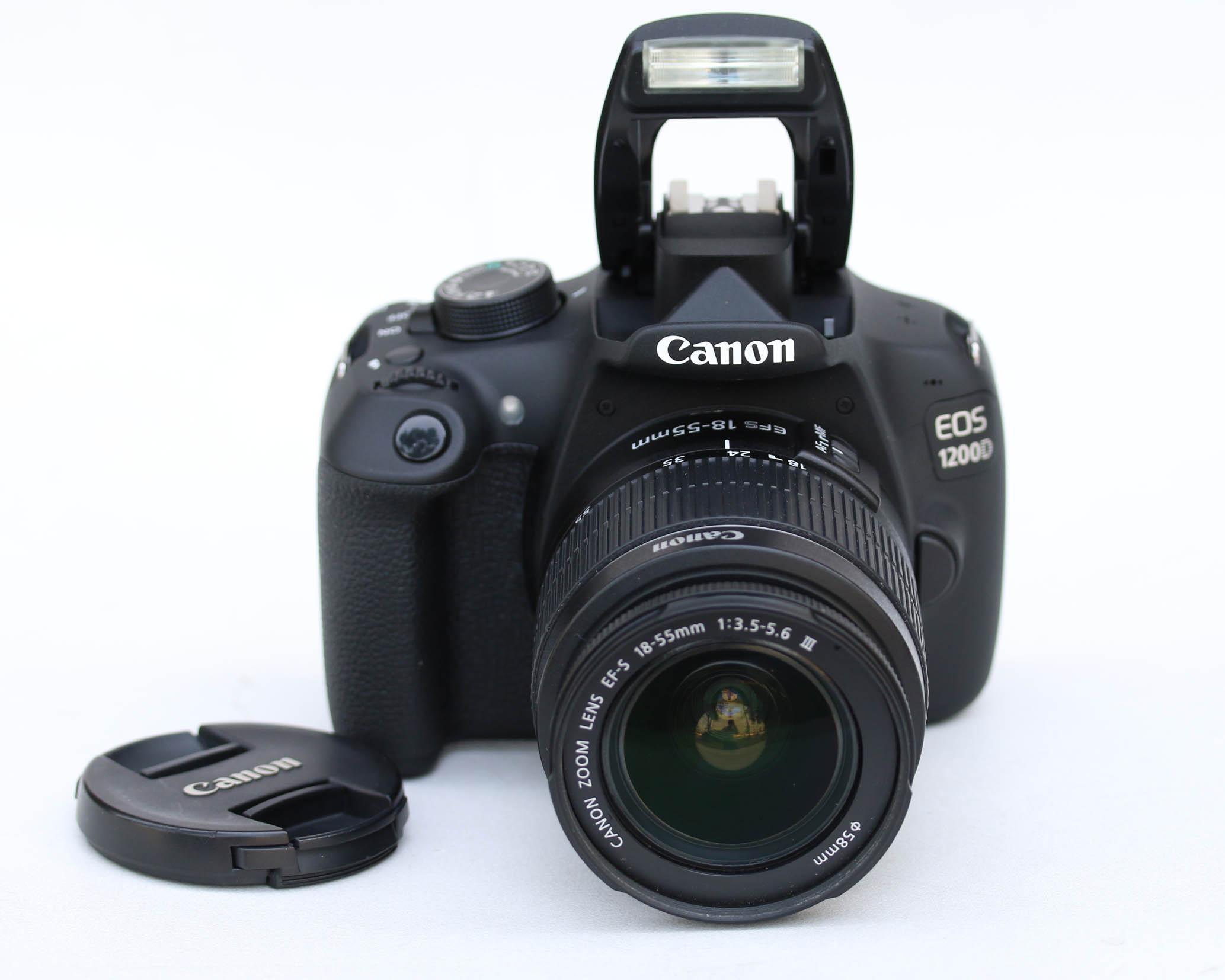 Canon EOS Rebel T5 / 1200D Kit 18-55mm