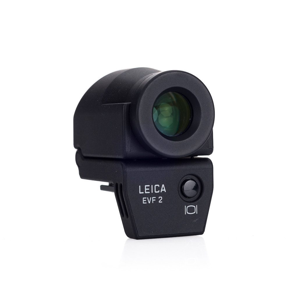 Leica EVF2 Electronic Accessory Viewfinder for X2, X Vario, and M Cameras