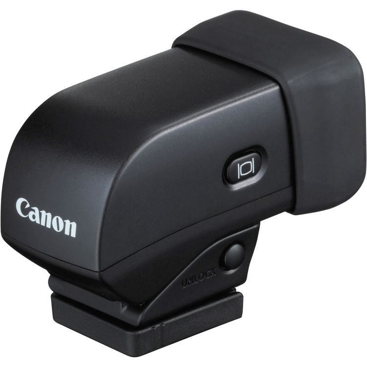 Canon EVF-DC1 Electronic Viewfinder for PowerShot or EOS M3 M6