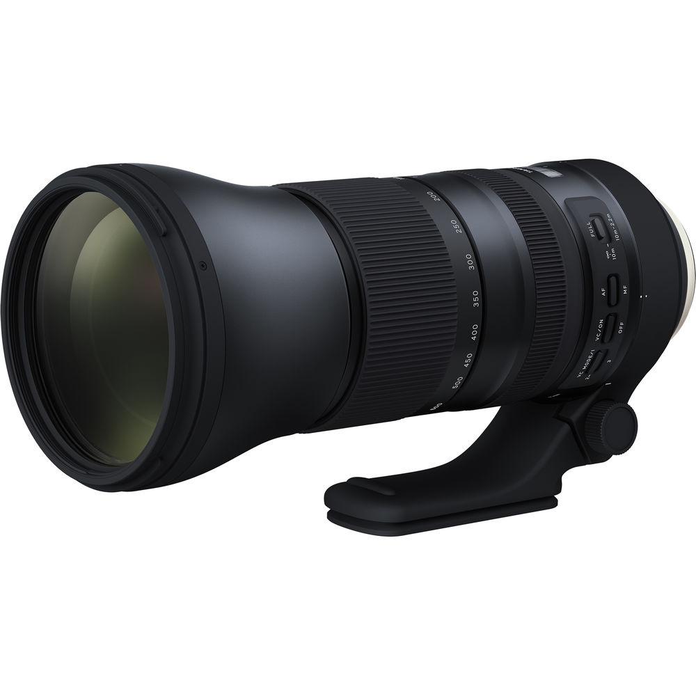 Tamron 150-600mm f/5-6.3 SP  Di VC USD G2 for Canon EF