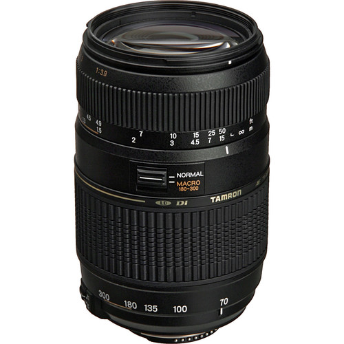 Tamron AF 70-300mm F4-5.6 for Canon