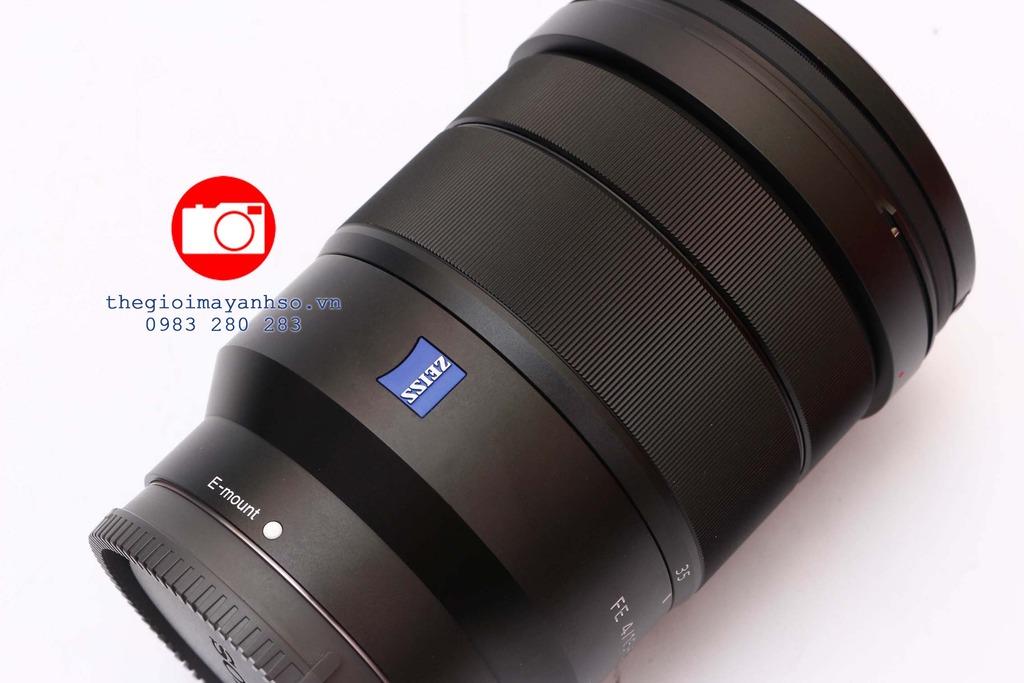Sony 16-35mm f/4 ZA FE OSS Vario-Tessar T*