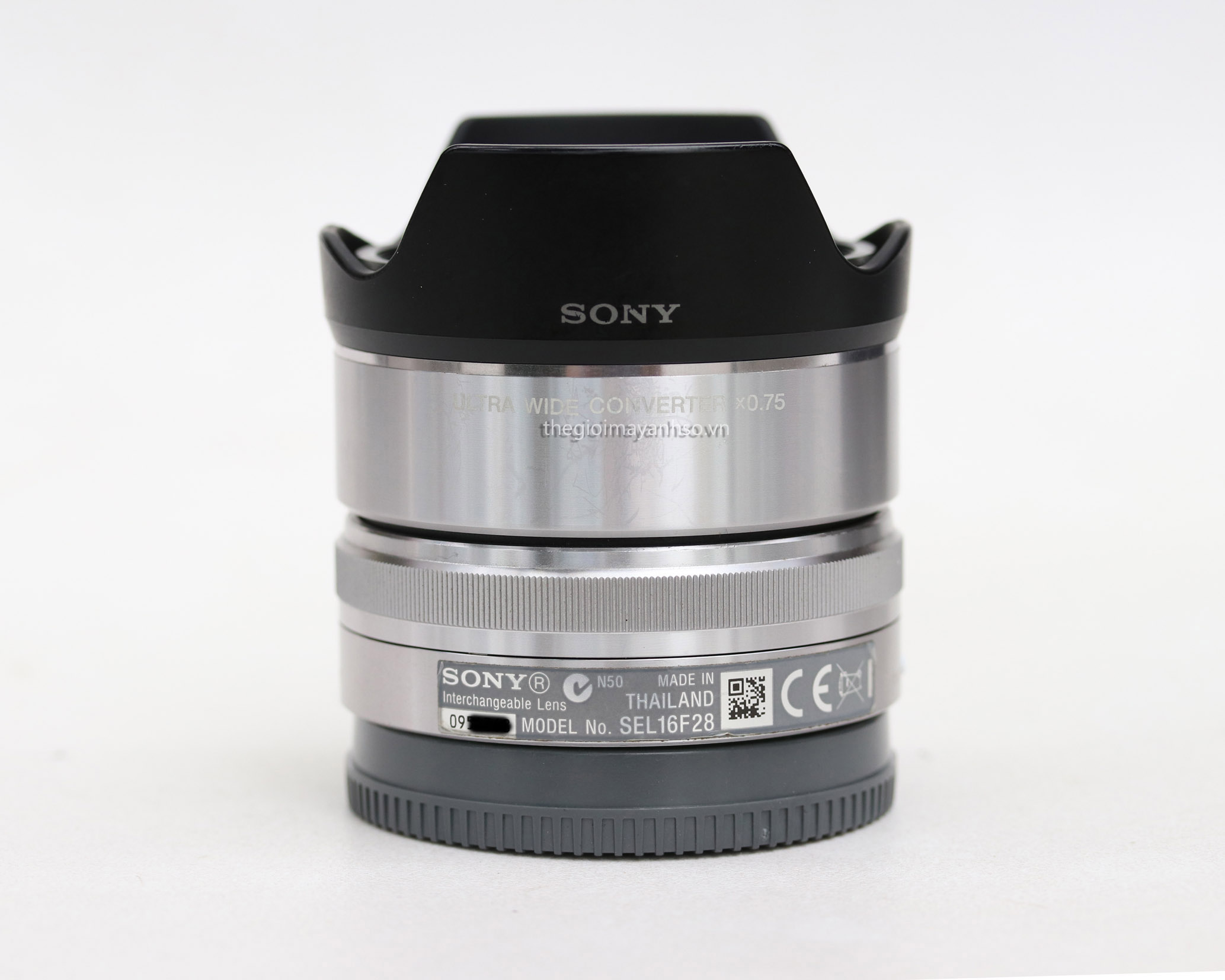 Sony 16mm f:2.8 Emount