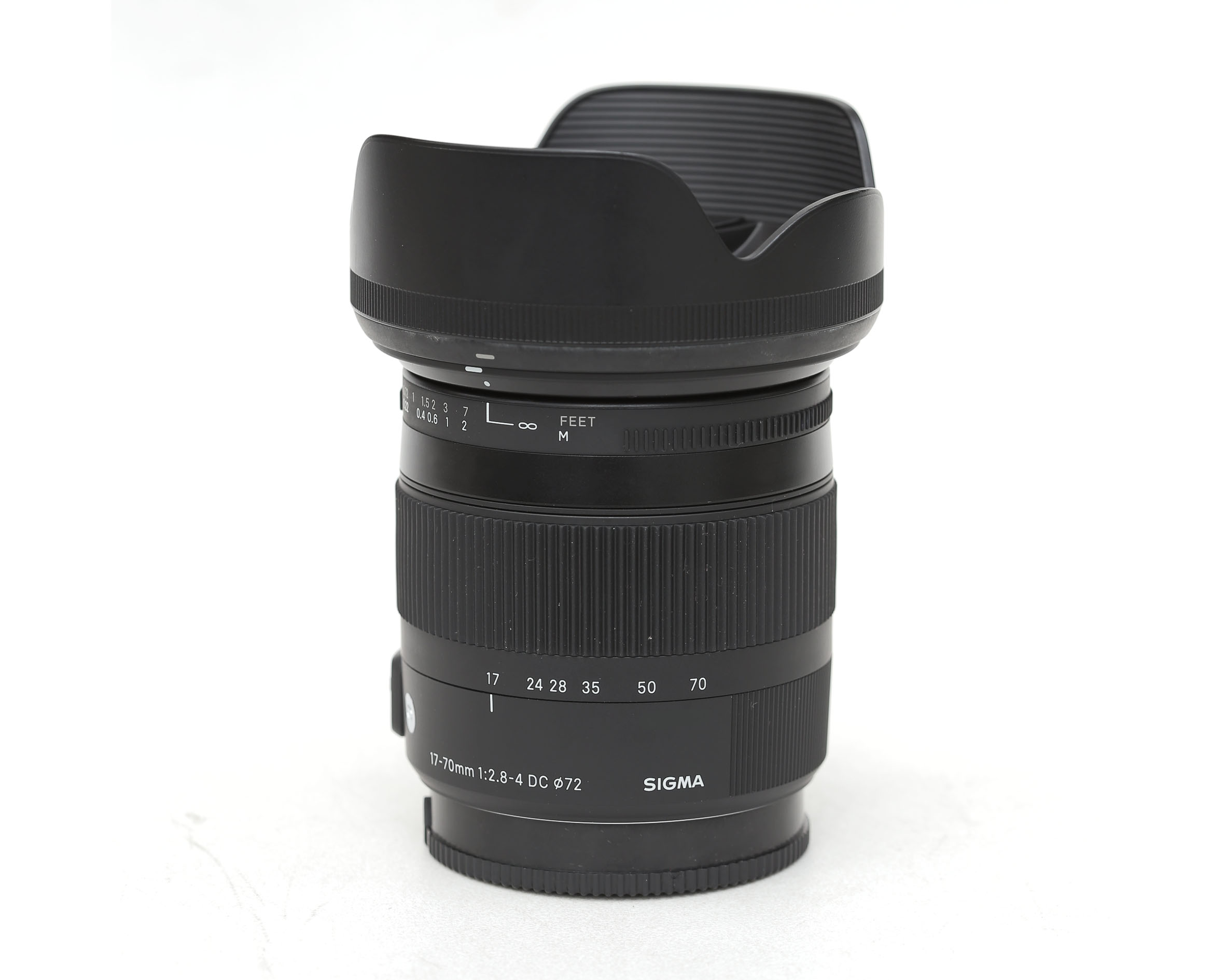 Sigma 17-70mm f/2.8-4 DC HSM for Sony Amount