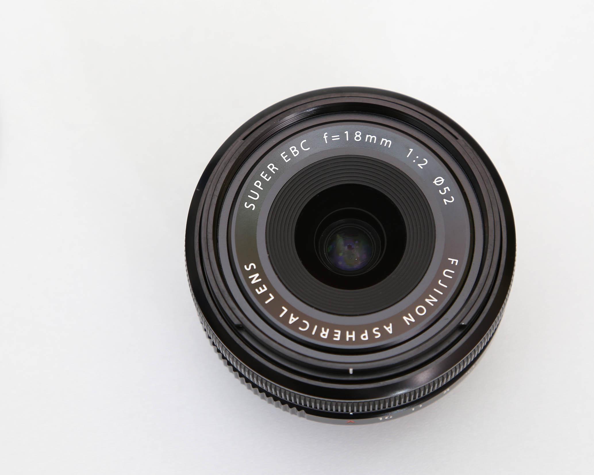 Fujifilm 18mm f/2.0 XF R