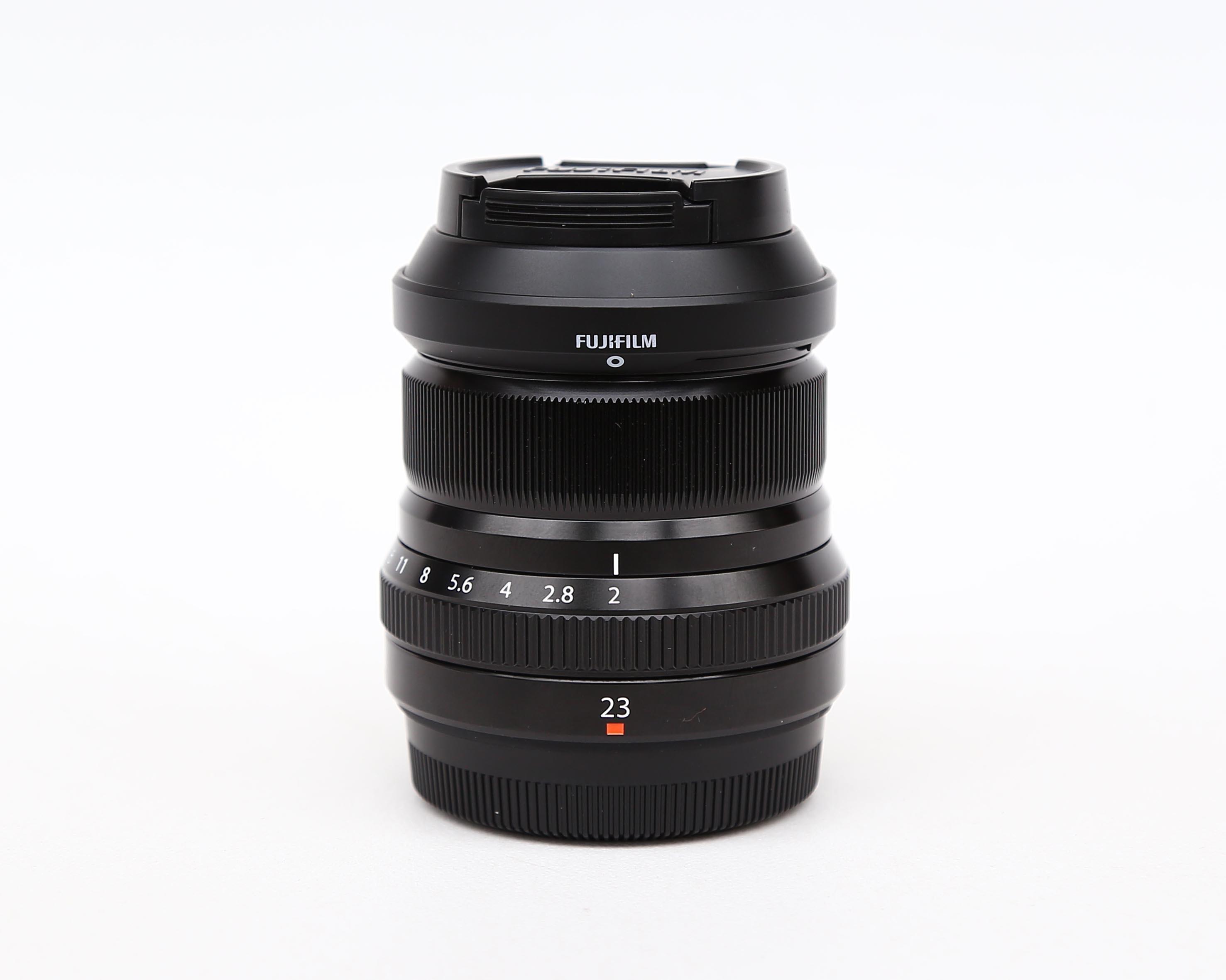 Fujifilm XF 23mm f/2 WR