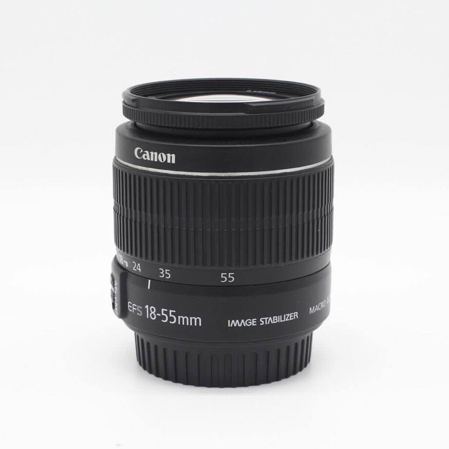 Canon EF-S 18-55mm IS II