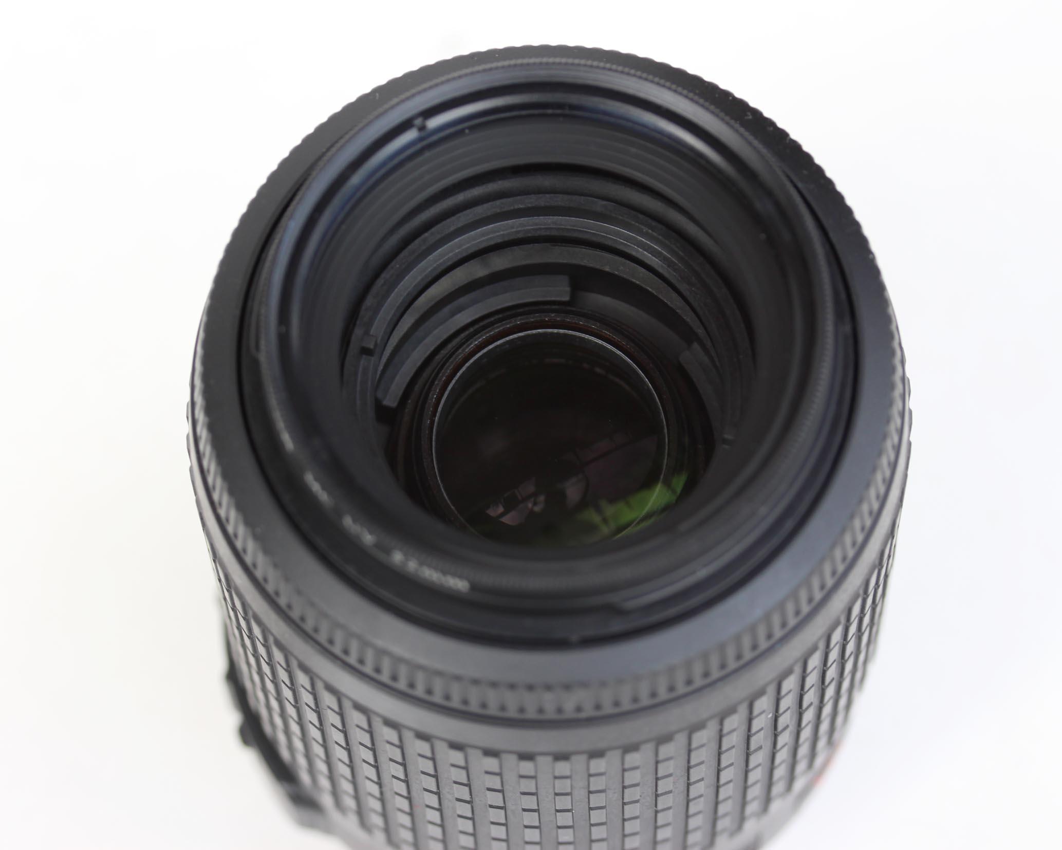 Nikon AF-S 55-200mm DX VR