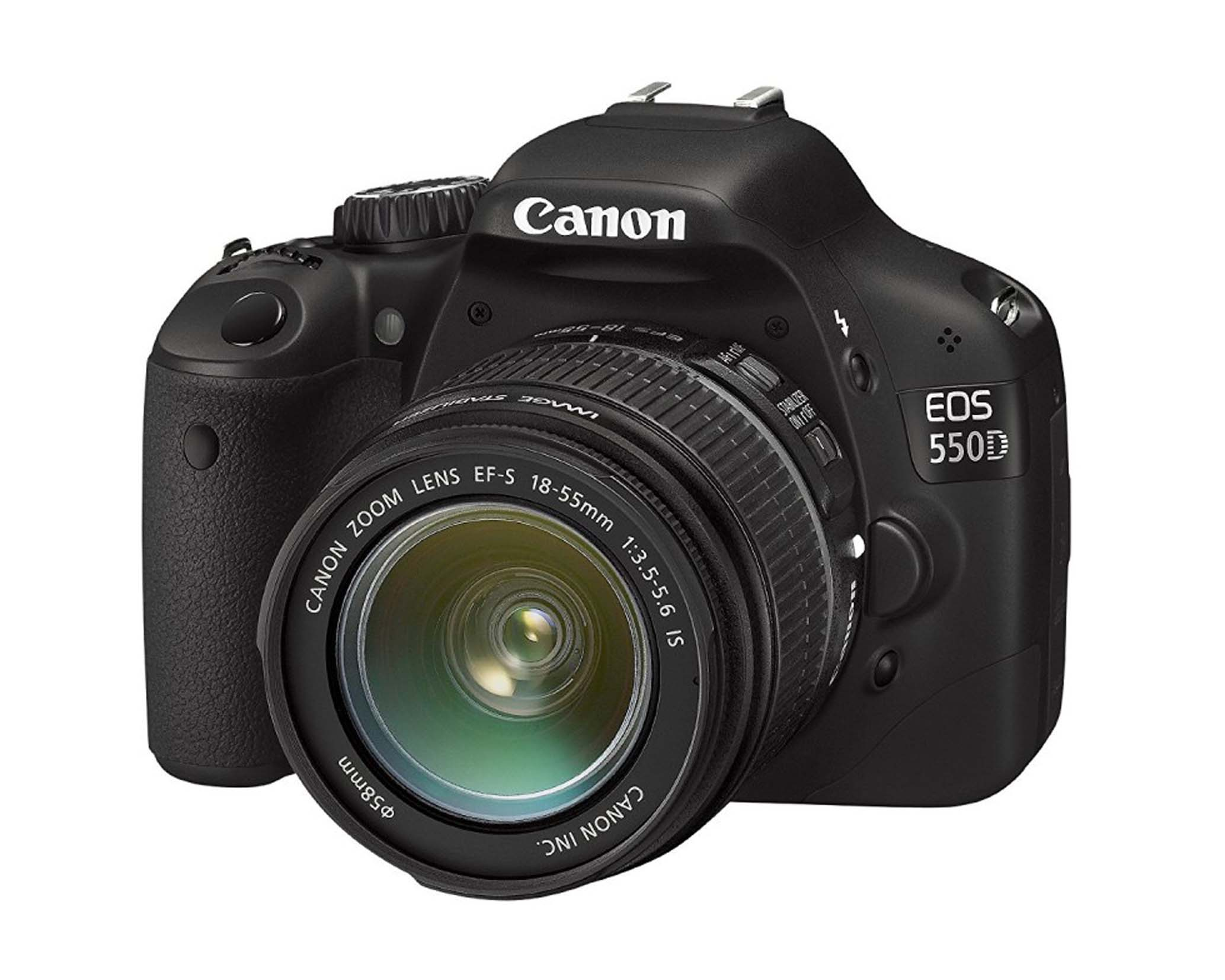 Canon EOS 550D kit 18-55mm IS