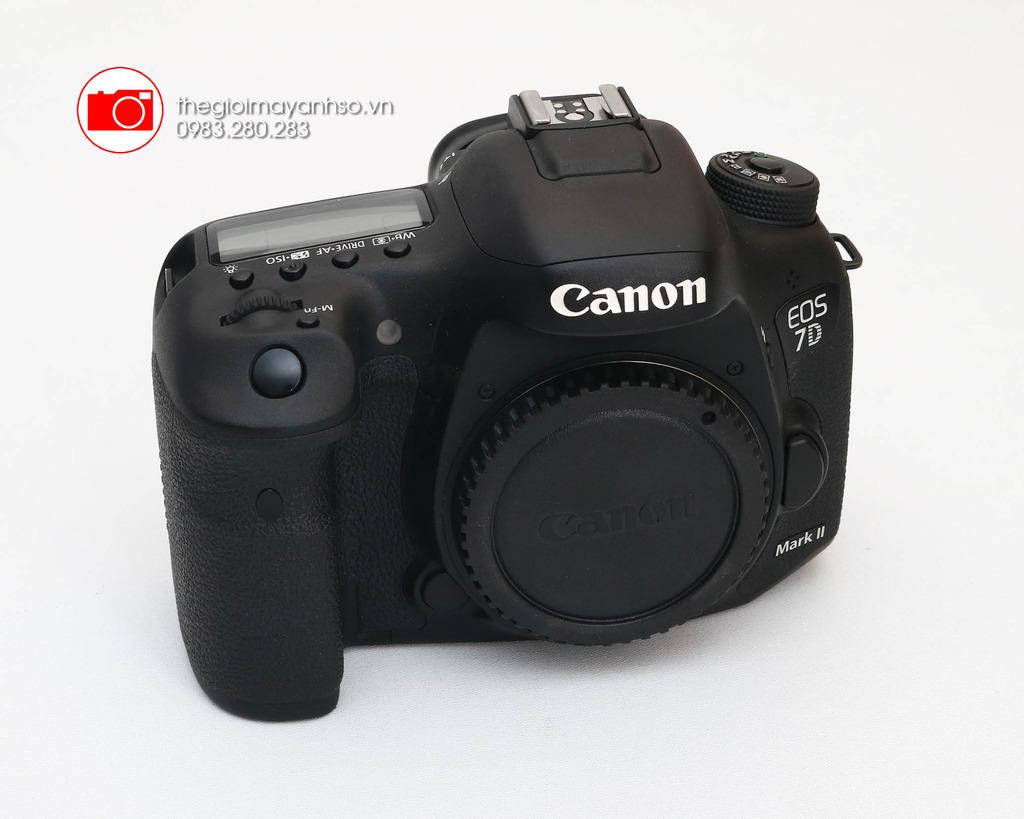 Canon EOS 7D Mark II (Body)